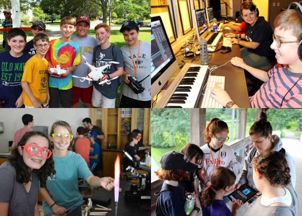 TOP MASSACHUSETTS SUMMER CAMP: URJ 6 Points Sci-Tech Academy is a Top Summer Camp located in Byfield Massachusetts offering many fun and enriching camp programs.