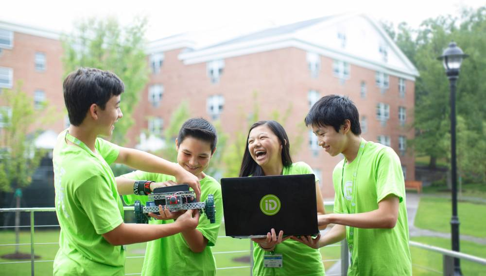 TOP  SUMMER CAMP: iD Tech Summer Programs for Ages 6-18 is a Top Summer Camp offering many fun and enriching camp programs.