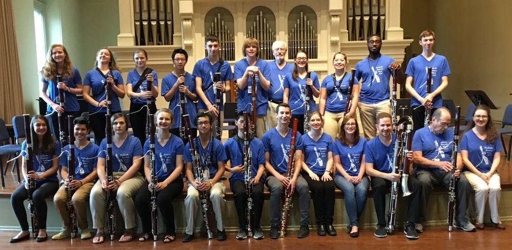 TOP MARYLAND SUMMER CAMP: Peabody Bassoon Week is a Top Summer Camp located in Baltimore Maryland offering many fun and enriching camp programs.