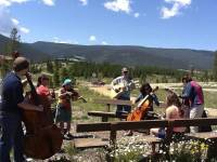 Rocky Mountain Fiddle Camp is a Top Summer Camp located in Winter Park Colorado offering many fun and educational camp activities, including: Music/Band, Dance and more. Rocky Mountain Fiddle Camp is a top camp for ages: Age 4 to 94 - All Ages!.
