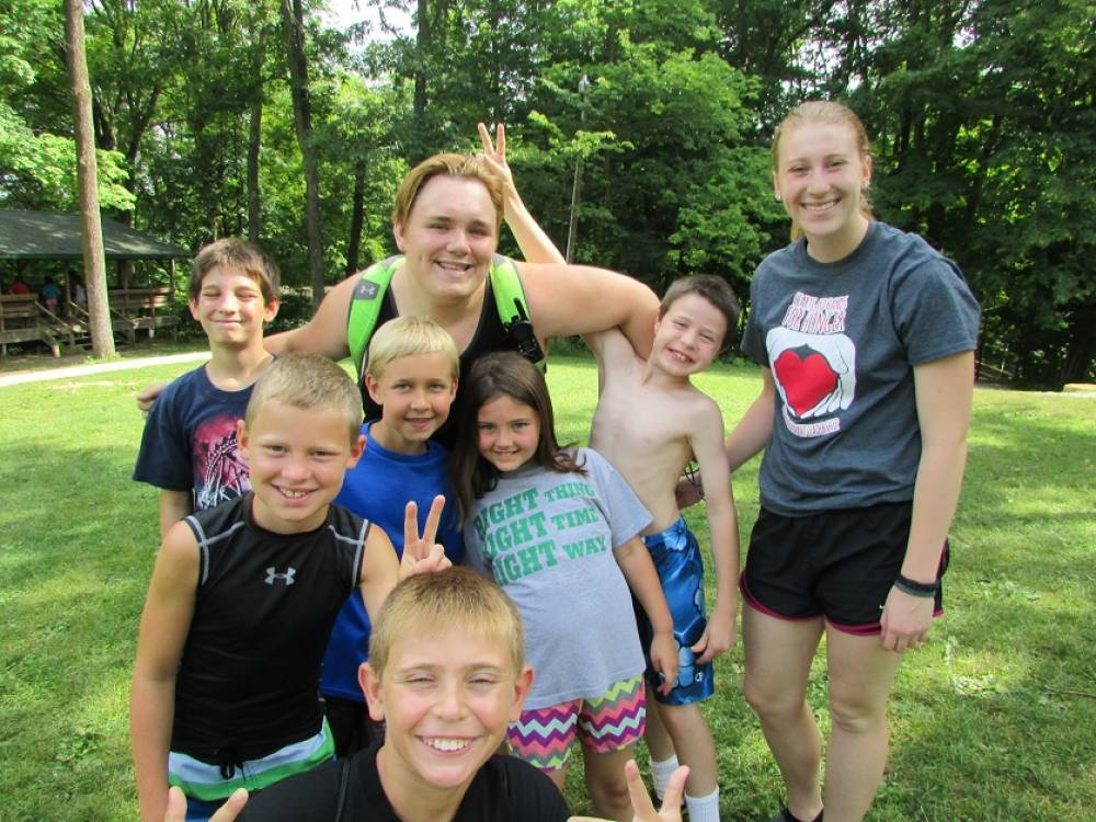 TOP ILLINOIS SUMMER CAMP: YMCA Camp Benson is a Top Summer Camp located in Mount Carroll Illinois offering many fun and enriching camp programs. YMCA Camp Benson also offers CIT/LIT and/or Teen Leadership Opportunities, too.