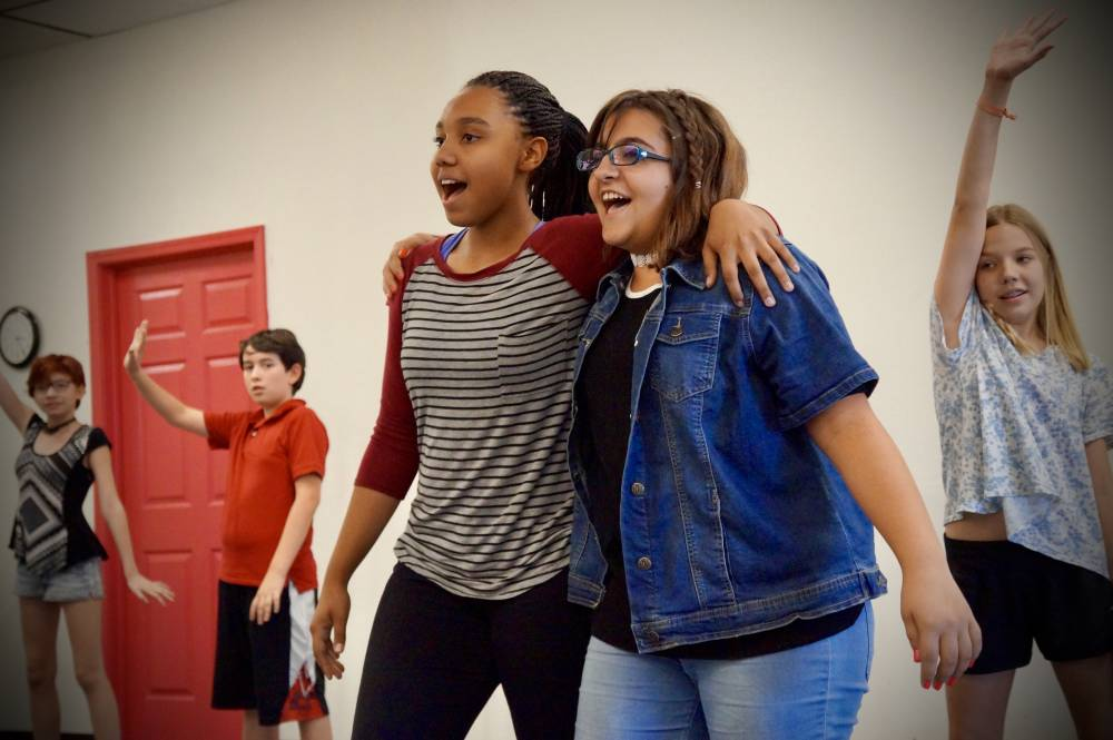 TOP ARIZONA SUMMER CAMP: Musical Theatre Camp at EVCT is a Top Summer Camp located in Mesa Arizona offering many fun and enriching camp programs. Musical Theatre Camp at EVCT also offers CIT/LIT and/or Teen Leadership Opportunities, too.