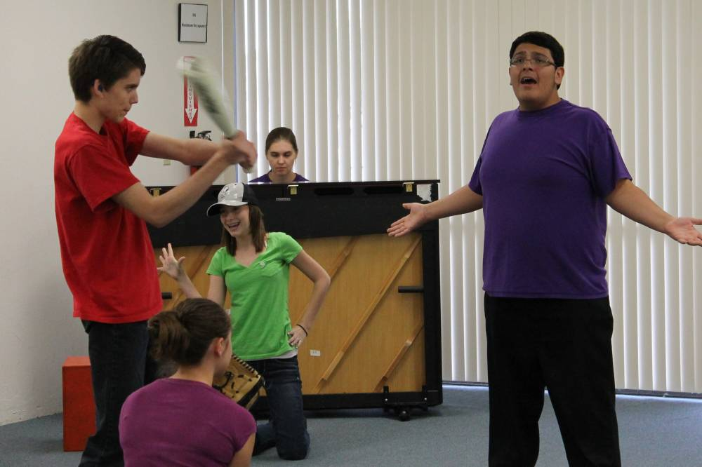 TOP ARIZONA SUMMER CAMP: Theatre Workshop Camp is a Top Summer Camp located in Mesa Arizona offering many fun and enriching camp programs.