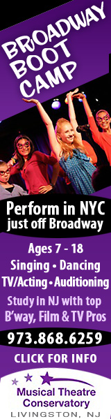 Best New Jersey Performing Arts Camps | Musical Theatre Conservatory
