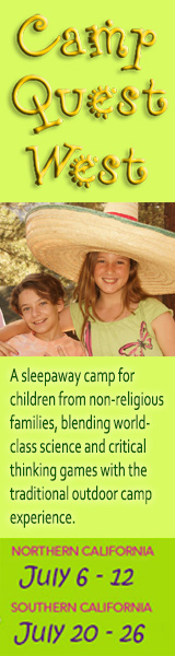 Visit the Camp Quest West Website